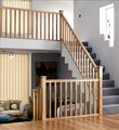 Chamfered stairparts